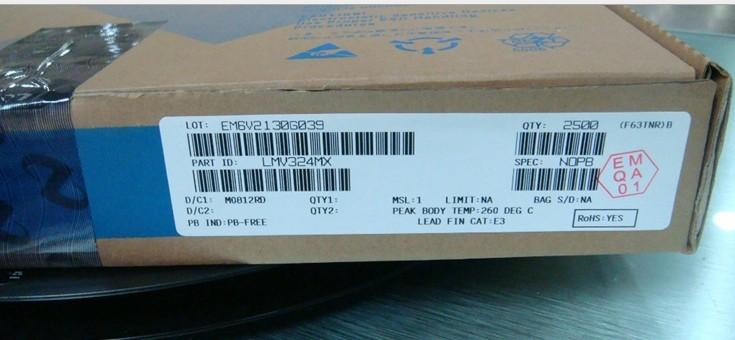 全新原装正品特价供应lmv324mx电源管理