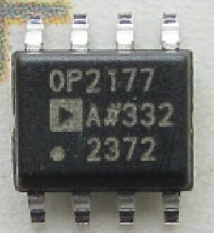 贴片op2177arz芯片双运算放大器精密原装sop-8