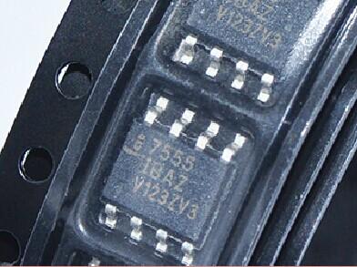 icm7555ibaz时钟和计时器ic