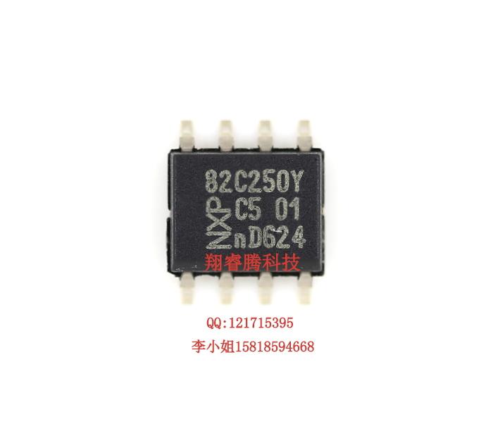 产品种类: CAN 接口集成电路 制造商: NXP PCA82C250T RoHS: 详细信息 类型: High Speed CAN Transceiver 数据速率: 1 MBd 电源电压-最大: 5.5 V 电源电压-最小: 4.5 V PCA82C250T 最大工作温度: + 125 C 最小工作温度: - 40 C 安装风格: SMD/SMT 封装 / 箱体: SO-8 封装: Reel PCA82C250T 商标: NXP Semiconductors 双工: Half Duplex 收发器数量