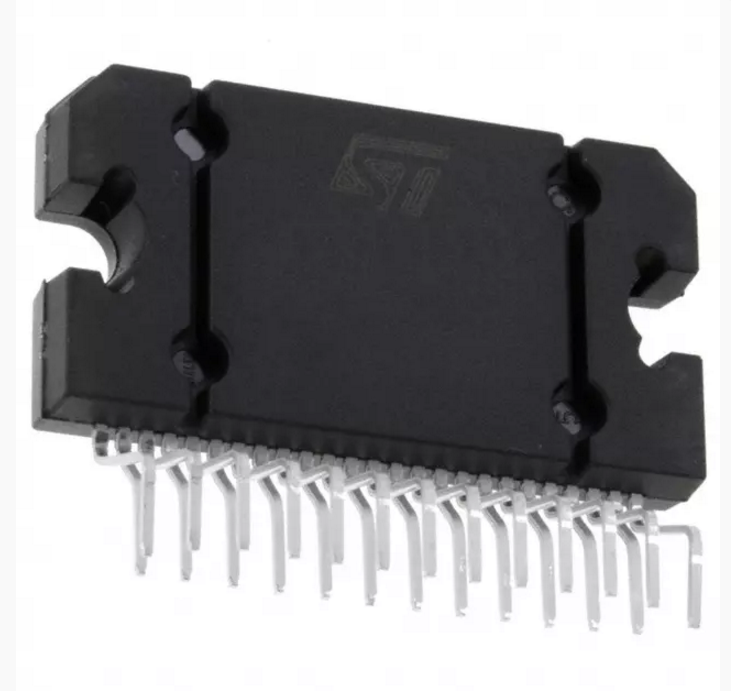 TDA7388型号介绍: 描述 IC AMP AUD QUAD 41W FLEXIWATT25 对无铅要求的达标情况 / 对限制有害物质指令(RoHS)规范的达标情况 无铅 / 符合限制有害物质指令(RoHS)规范要求 湿气敏感性等级(MSL) 1(无限) 制造商标准提前期 11 周 详细描述 Amplifier IC 4-Channel (Quad) Class AB 25-Flexiwatt (Vertical) 类别 集成电路(IC) 线性 - 音頻放大器 制造商 STMicroelectroni
