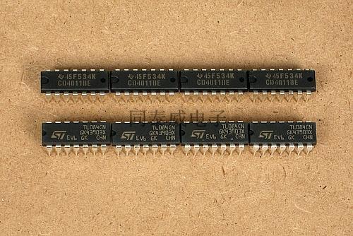 tl084cn tl074 tl494-集成电路-51电子网