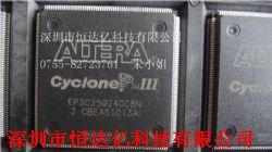 EP3C25Q240C8N产品图片