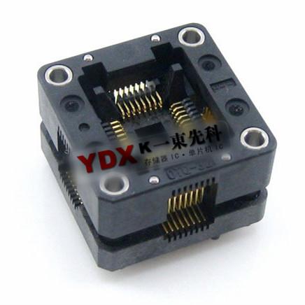 qfp32 【集成电路ic供应商】属性 本站价格: 用途:集成电路ic插座
