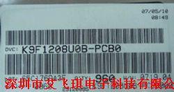 K9F1208U0B-PCB0产品图片