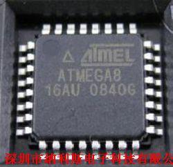 ATMEGA8-16AU产品图片