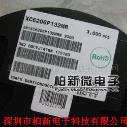 XC6206P132MR产品图片