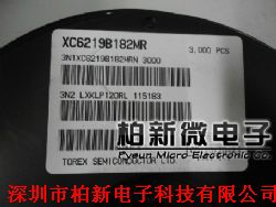 XC6219B182MR产品图片