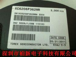 XC6206P362MR产品图片