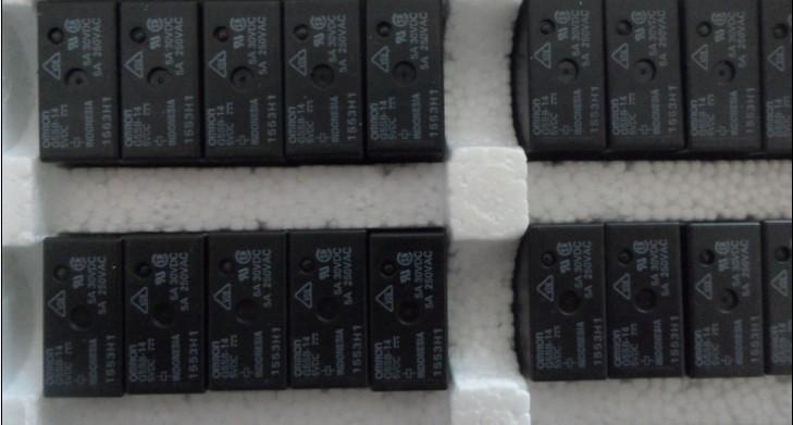 g5sb-14-5vdc-功率继电器-51电子网