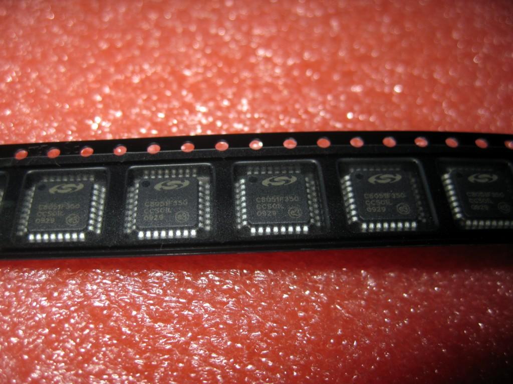 c8051f350-gqr-集成电路-51电子网