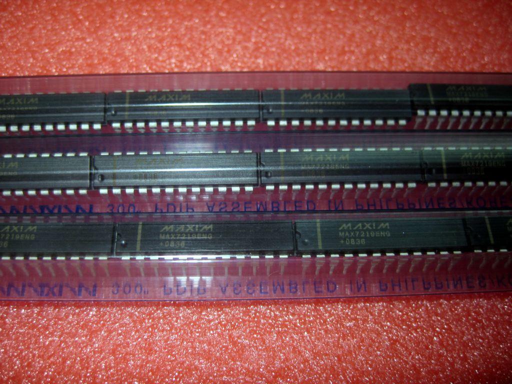 max7219eng-集成电路-51电子网