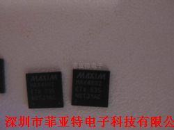 MAX4892ETX产品图片