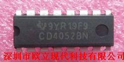 CD4052BNSR产品图片