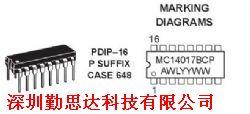 MC14017BCPG产品图片