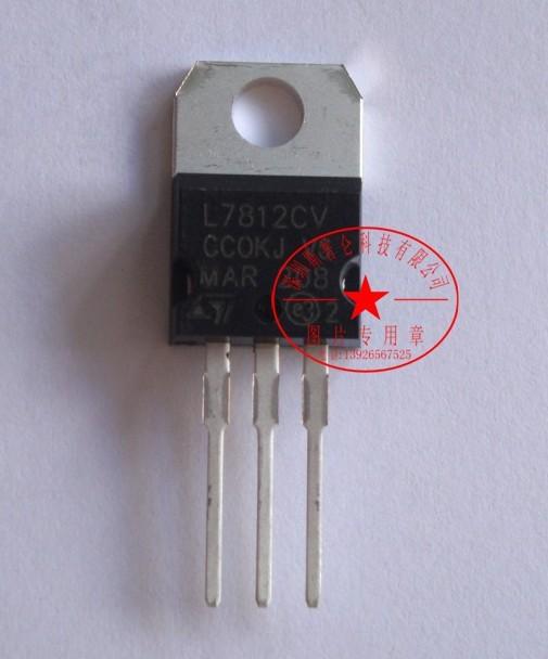 l7812cv-稳压二极管-51电子网
