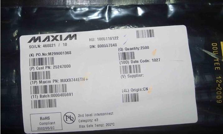 max9744eth-集成电路-51电子网