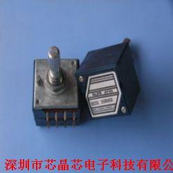 ALPS 27型塑壳电位器(2X4脚)产品图片