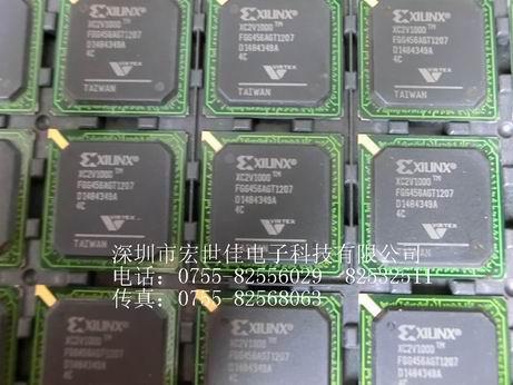 xc2v1000-4fgg456c-集成电路-51电子网