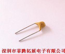 独石电容 0.1UF 104K 50V 10% 104P产品图片