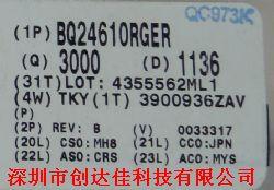 BQ24610RGER产品图片