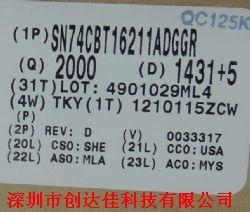 SN74CBT16211ADGGR产品图片