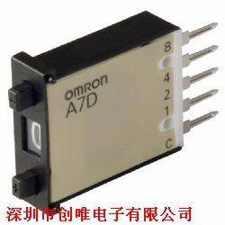 Omron拨轮开关A7D-106-1,拨轮开关价格优惠,Omron开关代理商产品图片