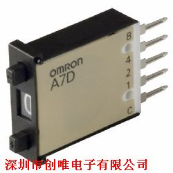 Omron开关,型号A7D-206-1拨轮开关原装正品进口,Omron拨轮开关U乐国际娱乐产品图片