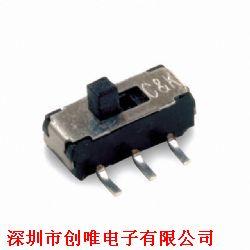 代理滑动开关C&K Components,型号JS202011SCQN,原装正品滑动开关产品图片