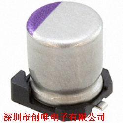 Panasonic松下电容,松下铝电解电容器,电容器价格2R5SVPE390M,铝有机聚合物电容器产品图片