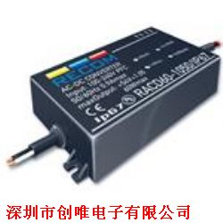 代理RECOM电源,LED驱动器,RECOM驱动器价格,RECOM电源RACD60-1050/IP67产品图片