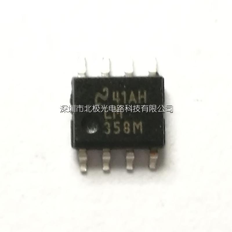 lm358m-集成电路-51电子网