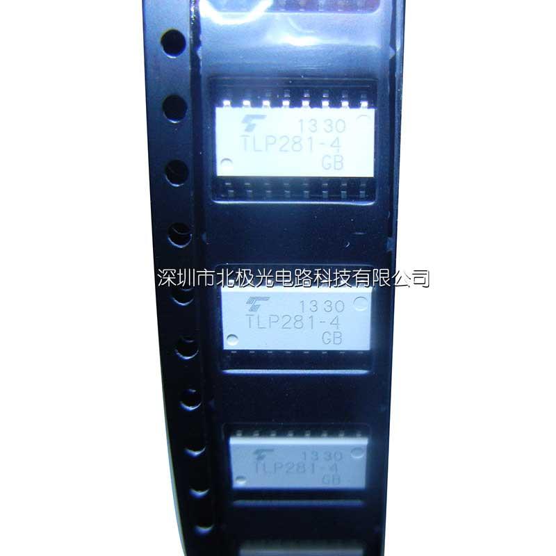 TLP281-4GB晶体管输出光电耦合器 配置:4Channel 最大集电极/发射极电压:80V 最大集电极/发射极饱和电压:0.4V 绝缘电压:2500Vrms 最大上升时间:2us 最大下降时间:3us 最大正向二极管电压:1.3V 最大反向二极管电压:5V 最大输入二极管电流:50mA 最大集电极电流:50mA 最大功率耗散:170mW 最大工作温度:+100C 最小工作温度:-55C 封装/箱体:SOP-16 最小包装:2500PCS/Reel