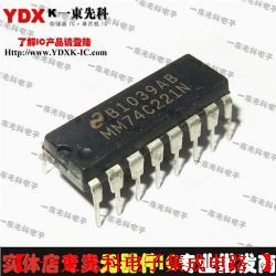 MM74C221N,原厂供应商,实体店产品图片