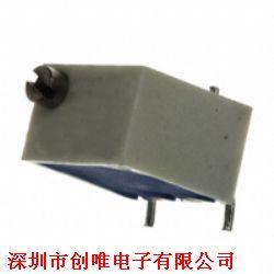 Bourns电路保护,Bourns代理,电位计,可变电阻器3269W-1-101GLF产品图片