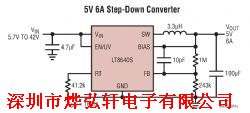 LT8643SEV产品图片
