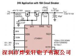 LTC4368产品图片