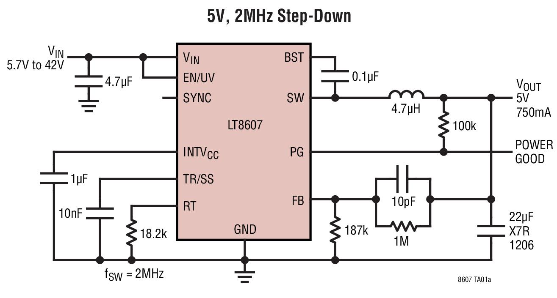 lt8607emse-集成电路-51电子网