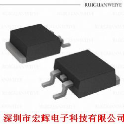 IRFS3607TRLPBF  MOSFET   原厂一级分销产品图片