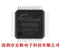 W5500  以太网 IC   原装现货  假一赔十产品图片