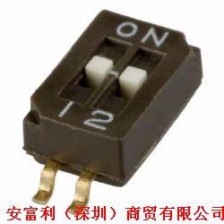 安富利218-2LPSTR DIP 开关一级代理产品图片