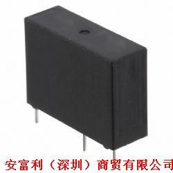 安富利PCJ-112D3MH,301功率继电器,高于 2 A产品图片