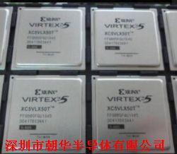 XC5VLX50T-3FFG1136C产品图片