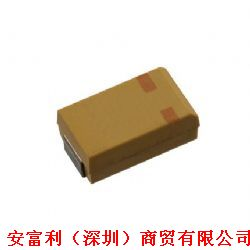 聚合物电容器 T520A106M010ATE080  钽产品图片