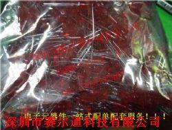 发光二极管LED F3红 长脚产品图片