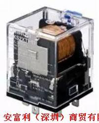 功率继电器 MKS1XTI-10 DC24    无锁存产品图片