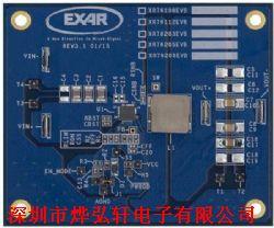 XR76205EVB产品图片