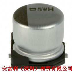 铝电解电容器 EMVH500ADA100MF60G产品图片