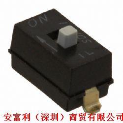 DIP 开关  SDA01H1SBD   滑动式产品图片