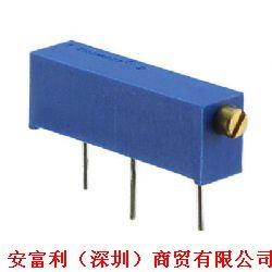 微调电位计   3006P-1-102LF   电阻器产品图片